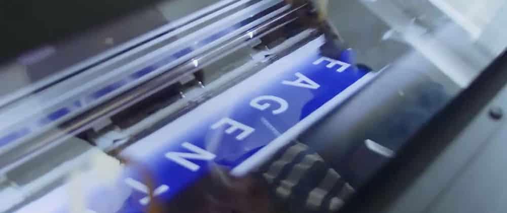 Produktion SIMON Werbung Digitaldruck