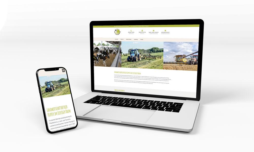 Kupfer GbR - Website-Relaunch